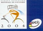 Road bike Worldwide championship 2004 logo
