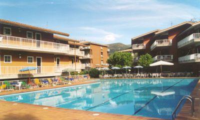 Residence Villa Rosa Ferienwohnungen Am Gardasee
